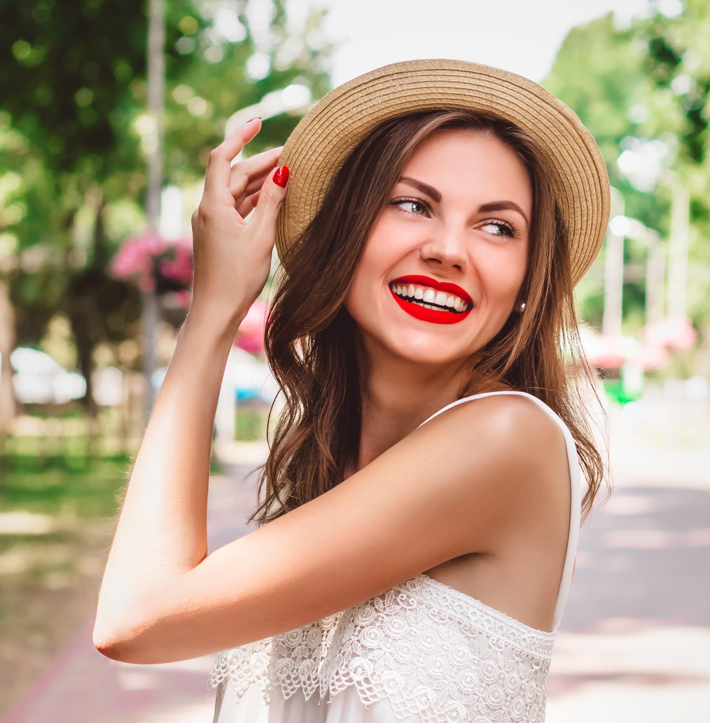 gummy smile uygulamasi